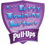 Pull-Ups Potty Training Ambassador